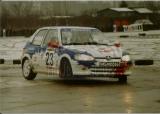 08. Jacek Jerschina i Artur Orlikowski - Peugeot 106 Maxi.