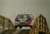 09. Jacek Jerschina i Artur Orlikowski - Peugeot 106 Maxi.