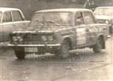 19. Marek Varisella i Janina Jedynak - Polski Fiat 125p-1300