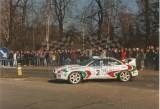 042. Robert Gryczyński i Tadeusz Burkacki - Toyota Celica Gt Fou