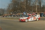 046. Robert Herba i Andrzej Górski - Mitsubishi Carisma GT Evo I