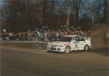 051. Wojciech Zaborowski i Tomasz Malec - Mitsubishi Lancer Evo