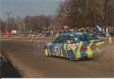 054. Krzysztof Tercjak i Jacek Mikrut - Ford Escort Cosworth RS.