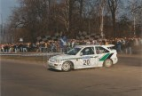 056. Igor Susko i Ivan Hadzia - Ford Escort Cosworth RS.