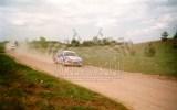 04. Damian Gielata i Przemysław Bosek - Peugeot 106 Rallye.