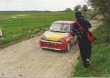 11. Damian Jurczak i Marek Grabiec - Fiat Cinquecento Sporting