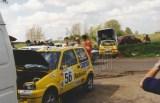 19. Jacek Sikora i Marek Kaczmarek - Fiat Cinquecento Sporting