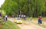 21. Jacek Sikora i Marek Kaczmarek - Fiat Cinquecento Sporting