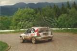 10. Robert Gryczyński i Tadeusz Burkacki - Toyota Corolla WRC
