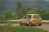 11. Juliusz Palonka i Jacek Jaroszyński - Fiat Cinquecento Sport