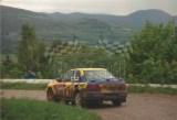 16. Bartłomiej Baniowski i Piotr Wieczorek - Subaru Impreza WRX