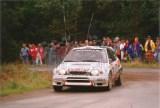 07. Robert Gryczyński i Tadeusz Burkacki - Toyota Corolla WRC
