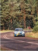 09. Krzysztof Tercjak i Jacek Mikrut - Ford Escort Cosworth RS