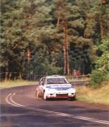11. Cezary Zaleski i Krzysztof Rzucidło - Skoda Felicia Kit Car