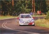 12. Jacek Jerschina i Andrzej Białowąs - Peugeot 106 Maxi