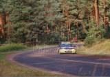 15. Włodzimierz Skrodzki i Malina Wiechowska - Honda Civic VTi