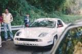 2. Emilio Corio i Silvia Core - Fiat Coupe 2.0 16V