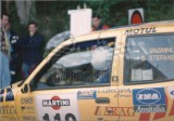 3. Jader Vagnini i Silvio Stefanelli - Fiat Cinquecento Abarth T