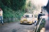 4. Fabio Roreo i Anna Andreusi - Fiat Cinquecento Abarth Trofeo