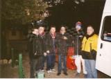 011. Spotkanie od lewej Jarosław Majewski, Sebastian Chomicz, Ma