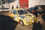 016. Fiat Seicento Sporting Abarth Kit Car.