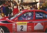 018. Freddy Loix i Sven Smeets - Mitsubishi Lancer Evo VI.
