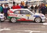 019. Carlos Sainz i Louis Moya - Toyota Corolla WRC.