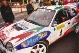 020. Didier Auriol i Denis Giraudet - Toyota Corolla WRC.
