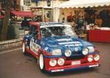 2. Renault 5 Turbo Maxi Tour de Corse.