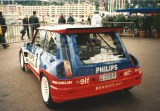 3. Renault 5 Turbo Maxi Tour de Corse.