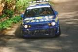 00. Robert Gryczyński i Tadeusz Burkacki - Toyota Corolla WRC.