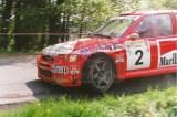 03. Marcin Turski i Przemysław Bosek - Peugeot 106 Rally.