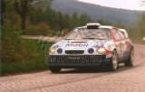 12. Marek Gieruszczak i Marek Skrobot - Toyota Celica GT Four.