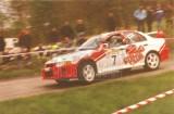 13. Robert Herba i Jacek Rathe - Mitsubishi Lancer Evo V.