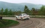 14. Dariusz Poletyło i Tomasz Szostak - Subaru Impreza WRX.