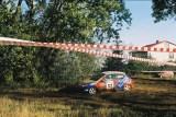 030. Piotr Leoniec i Krzysztof Maskalan - Peugeot 206 XS.