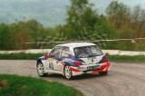 18. Jacek Jerschuna i Andrzej Białowąs - Peugeot 106 Maxi.