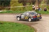 20. Janusz Stachowski i Remigiusz Kasprzak - Subaru Impreza WRX.