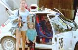 03. Peugeot 106 Rally Jacka Sikory i Lecha Wójcika..JPG