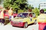 07. Jan Chudzikiewicz i Marek Kaczmarek - Fiat Cinquecento Sport