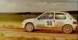27. Jacek Sikora i Lech Wójcik - Peugeot 106 Rally..JPG
