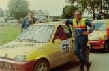 32. Jan Chudzikiewicz i Marek Kaczmarek - Fiat Cinquecento Sport