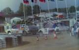 11. Janusz Damentko - VW Scirocco i Jakub Iwanek - Peugeot 205 G