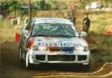04. Tomasz Czopik i Dariusz Burkat - Mitsubishi Lancer Evo III.