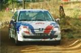 06. Michał Uliarczyk i Igor Tomasiak - Peugeot 306 S16.