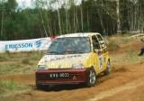 08. Jan Chudzikiewicz i Marek Kaczmarek - Fiat Cinquecento Sport