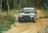 13. Janusz Stachowski i Remigiusz Kasprzak - Subaru Impreza WRX.