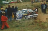 17. Wiesław Stec i Maciej Maciejewski - Mitsubishi Lancer Evo II