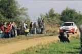 054. Piotr Adamus i Magdalena Zacharko - Peugeot 206 XS.