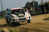 060. Marcin Majcher i Daniel Leśniak - Mitsubishi Lancer Evo V.